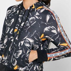 Brand New - Adidas Farm Hooded Track Jacket